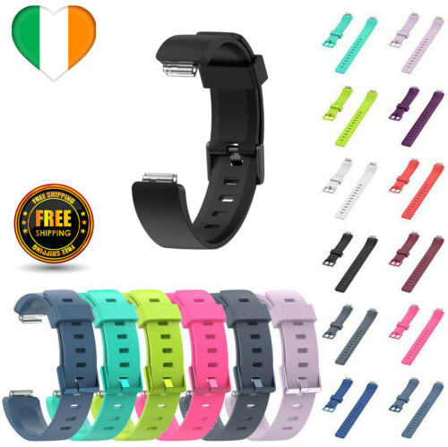 Band Strap For Fitbit Inspire, Inspire HR, Ace 2 LARGE Replacement Silicone
