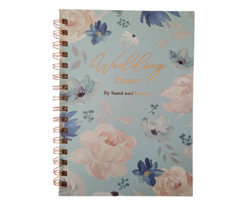 NEW!! Wedding Planner Book - Gender Neutral - Ideal Engagement Gift for Couples