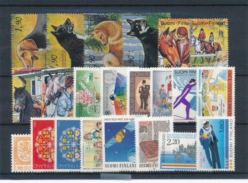 [33264] Finland Good lot Very Fine MNH stamps
