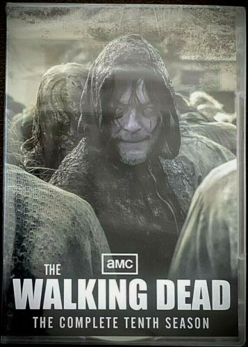 Walking Dead - The Complete 10th Season (10) DVD, 2021 - New & Sealed FREE S/H