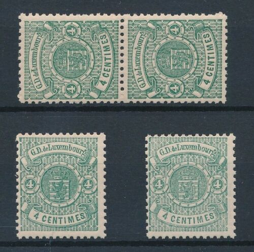 [34335] Luxembourg Good old stamp 4x Very Fine MNH