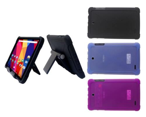 Adjust Stand + Protective TPU Case for T-Mobile Alcatel A30 8-inch 9024W Tablet
