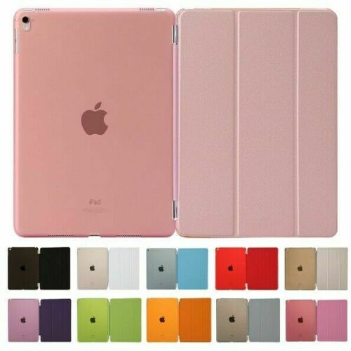 """Slim Case Magnetic Smart Cover Stand for iPad 2/3/4 Air 2/3 Mini 1/2/3 9.7"""" 2018"""