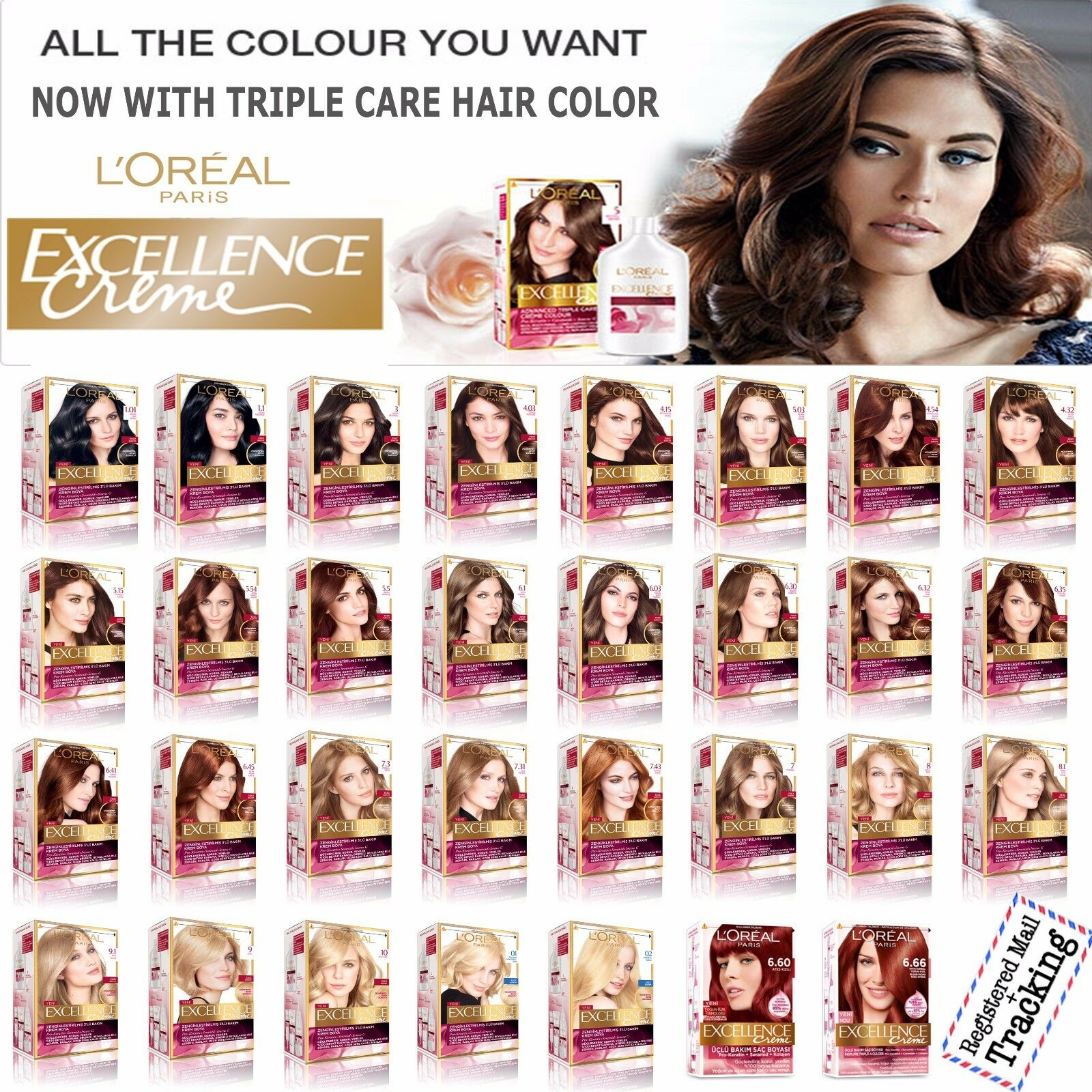 Best Loreal Excellence Creme 7 Deals Compare Prices On Dealsan