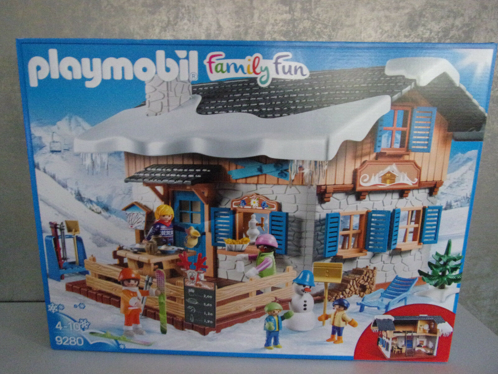 best playmobil ski deals compare prices on dealsancouk - Playmobil Ski