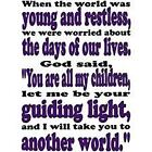 YOUNG & THE RESTLESS GIFT T-SHIRT SOAP OPERAS LADIES WO