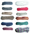 60cm Thick Cord Shoe Laces choose from 10 colours