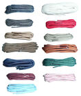 120cm BRITISH QUALITY Shoe Laces, Boot Laces Thick Cord – choice of colours