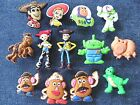New Toy Story Woody Buzz Jesse Alien Holey Shoe Charms