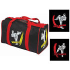 NEW CIMAC MOTIF MARTIAL ARTS KARATE TAEKWONDO KICK BOXING HOLDALL TRAINING BAG