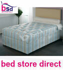 Small Double Bed 4FT Back Care with Mattress (FREE P&P)