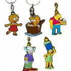 Simpson Keyrings, Key Rings Choice of Designs