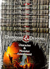 TSR DUNGEONS & DRAGONS ENTRY LEVEL MODULES D&D MULTI