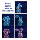 NICKELODEON BLUES CLUES DANGLER CHARM ORNAMENTS U PICK