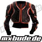 MX Bude Safety Jacket Brustpanzer Enduro Motocross