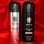 MANE Coloured Hair Thickening Spray with Seal & Control Fixing Spray