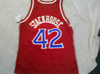 JERRY STACKHOUSE #42 RETRO CHAMPION NBA PHILADELPHIA 76ERS JERSEY FREE SHIPPING on eBay