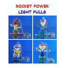 ROCKET POWER FIGURE LIGHT FAN LAMP PULLS -  YOU PICK ONE OR GET THE SET OF 4