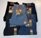 New Wrangler Five Star Regular Fit Jeans Men's Sizes Five Colors