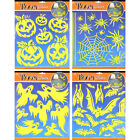Wall Stickers Room Decor Spooky Scary Halloween Glow in The Dark Decorations New