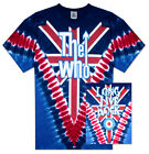 NEW The Who Long Live Rock Tie Dye  Premium Concert Live Band T Shirt  M L XL 2X