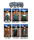 6 NEW RETIRED SERIES 1 HOMIES FIGURES COMPLETE SET YOU CHOOSE