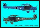 1/144 Decals WWI German Large Lozenge for Bombers - YK-42