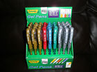 Crayola Pro Metallic Gel Pens NEW Gold, Silver, Red, Blue & Green