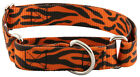 Patterned Martingale Dog Collar (Various Sizes and Patterns Available)