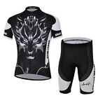 2012 Cycling Bicycle bike Comfortable Outdoor Jersey + Shorts Size M- XXL
