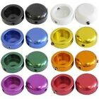 Savage Handlebar Alloy Bar End Plugs 22.2mm - Colours