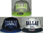 BRAND NEW FLAT PEAK VINTAGE DALLAS (DAL) SNAPBACK BASEBALL CAP WITH TAGS