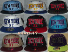 BRAND NEW FLAT PEAK VINTAGE NEWYORK (NY) SNAPBACK BASEBALL CAP WITH TAGS