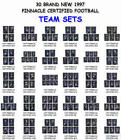 30 NEW NFL 1997 PINNACLE CERTIFIED FOOTBALL TEAM SETS YOU PICK THE ONE YOU WANT $5.99 USD on eBay