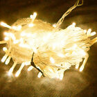 New 100/200/300/400/500 LED Christma Party Fairy String Lights + 8 Light Effects