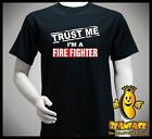 FIRE FIGHTER FIREMAN FIRE  EMERGENCY SERVICE PERFECT FUNNY  T SHIRT MENS