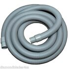 Heavy Duty Flexible Crush Proof  Vacuum Hose w/ Cuffs Use Wet or Dry