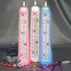 NUMBERED BIRTHDAY COUNTDOWN CANDLE (1-13) - start a family tradition now!