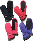 Regatta Lena Mitts Waterproof Girls Mittens Kids Childrens Insulated RKG013