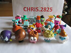 MOSHI MONSTER FIGURES SERIES 4 INCLUDING ULTRA RARE