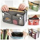 Organizer pouch handbag cosmetic pocket toiletry Travel wallet holder purse bag