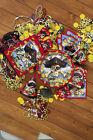 EVERYTHING 4 PIRATE BIRTHDAY PARTY PLATES CUPS NAPKINS TABLECOVERS FREE POSTAGE