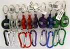 "Honduras Flag Lanyard Keychains 6 Colors 23"" Reach"