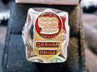 Classic 1930s GRAHAM PAIGE SHIELD Motors Logo Closionne Nickel Silver Ring Bros