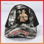 Kids Boys WWE John Cena Sun Cap Hat Baseball Sport Summer Trucker Mesh Cricket