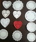 10 Paper Doilies -Ideal for Card Making/Scrapbooking