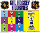 NEW NHL MINI STANLEY CUP CHAMPIONS FIGURES 1974-2003 GIFTS MINI CAKE TOPPERS