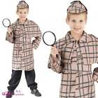 Sherlock Holmes Victorian Detective - Boys Book Day Fancy Dress Costume
