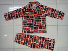 BNWT Disney Cars Boys Winter Pyjamas/PJ Size 1,2,3,4,5