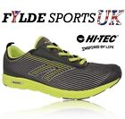 Brand New Mens Hi-Tec LUCA Lime Lightweight Running Sports Trainers Size 7-12 UK
